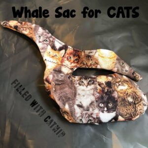 Whale Sacs for CATS