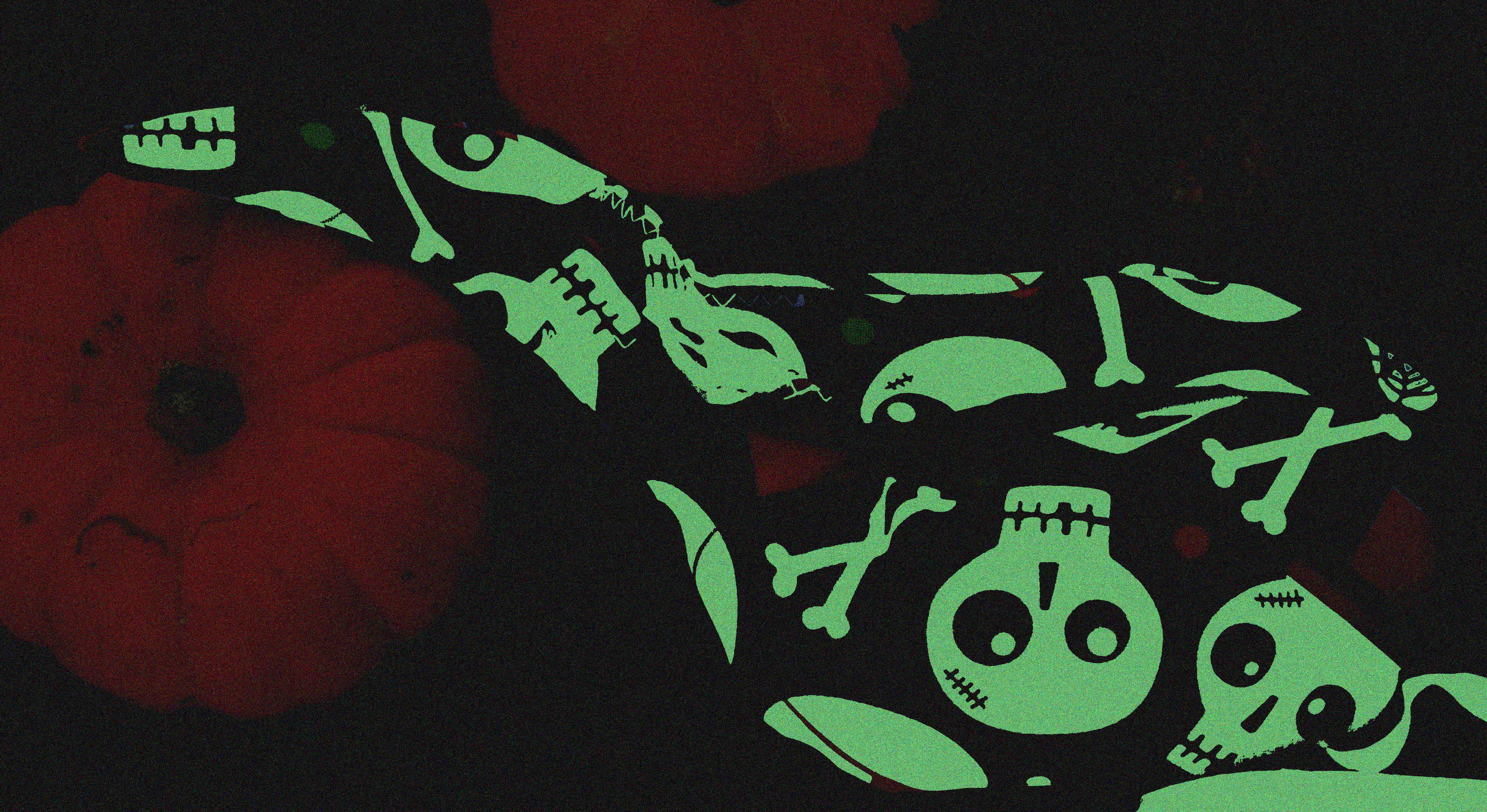 Glow In The Dark Whale Sac